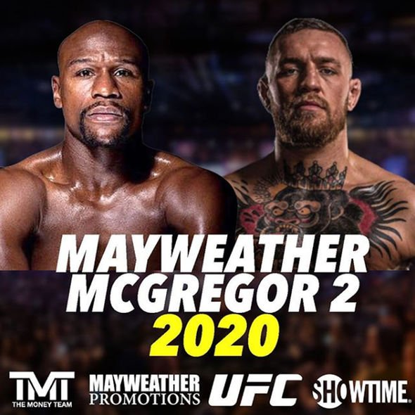 Conor McGregor ... Vers un rematch contre Floyd Mayweather